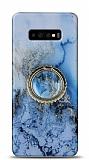 Eiroo Starry Samsung Galaxy S10 Ocean Silikon Kılıf