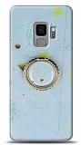 Eiroo Starry Samsung Galaxy S9 Funny Silikon Kılıf