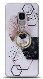 Eiroo Starry Samsung Galaxy S9 Mosaic Silikon Kılıf