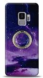 Eiroo Starry Samsung Galaxy S9 Space Silikon Kılıf