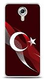General Mobile Android One Bayrak Çizgiler Kılıf