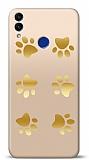 Honor 8C Gold Patiler Kılıf