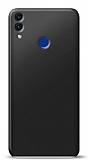 Honor 8C Siyah Mat Silikon Kılıf