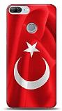 Honor 9 Lite Türk Bayrağı Kılıf