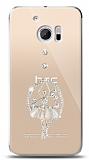 HTC 10 Balerin Taşlı Kılıf