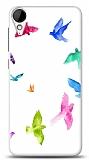 HTC Desire 825 / Desire 10 Lifestyle Colorful Birds Kılıf