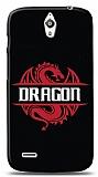 Huawei Ascend G610 Black Dragon Kılıf