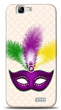 Huawei Ascend G7 Purple Mask 2 Kılıf