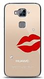 Huawei G8 3 Taş Dudak Kılıf
