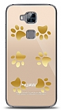 Huawei G8 Gold Patiler Kılıf