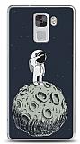 Huawei Honor 7 Astronot Resimli Kılıf