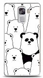 Huawei Honor 7 Lonely Panda Resimli Kılıf