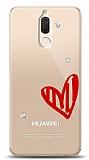 Huawei Mate 10 Lite 3 Taş Love Kılıf
