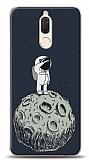 Huawei Mate 10 Lite Astronot Resimli Kılıf