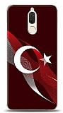 Huawei Mate 10 Lite Bayrak Çizgiler Kılıf