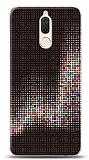 Huawei Mate 10 Lite Black Dottes Kılıf