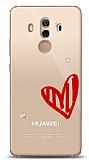 Huawei Mate 10 Pro 3 Taş Love Kılıf