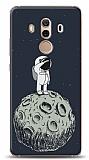 Huawei Mate 10 Pro Astronot Resimli Kılıf