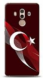 Huawei Mate 10 Pro Bayrak Çizgiler Kılıf
