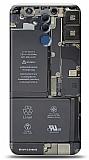 Huawei Mate 20 Lite Devre Resimli Kılıf