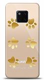Huawei Mate 20 Pro Gold Patiler Kılıf