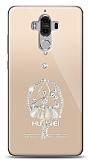 Huawei Mate 9 Balerin Taşlı Kılıf