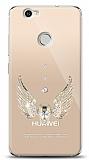 Huawei Nova Angel Death Taşlı Kılıf