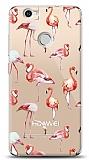 Huawei Nova Flamingo Resimli Kılıf