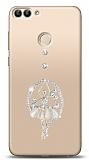 Huawei P Smart Balerin Taşlı Kılıf