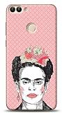 Huawei P Smart Frida Resimli Kılıf