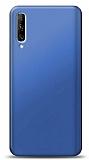 Huawei P Smart Pro 2019 Lacivert Mat Silikon Kılıf