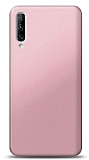 Huawei P Smart Pro 2019 Rose Gold Mat Silikon Kılıf