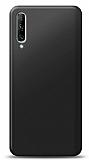 Huawei P Smart Pro 2019 Siyah Mat Silikon Kılıf