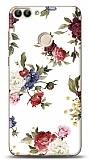 Huawei P Smart Vintage Flowers Kılıf
