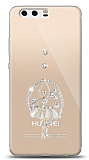Huawei P10 Balerin Taşlı Kılıf