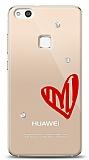 Huawei P10 Lite 3 Taş Love Kılıf