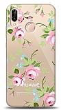 Huawei P20 Lite Roses Resimli Kılıf
