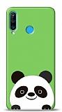 Huawei P30 Lite Panda Resimli Kılıf