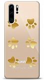 Huawei P30 Pro Gold Patiler Kılıf