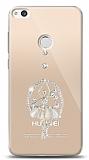 Huawei P9 Lite 2017 Balerin Taşlı Kılıf
