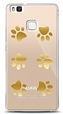 Huawei P9 Lite Gold Patiler Kılıf