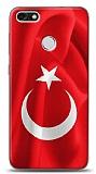 Huawei P9 Lite Mini Türk Bayrağı Kılıf