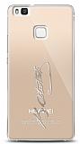 Huawei P9 Lite Silver Atatürk İmza Kılıf