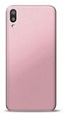 Huawei Y6 2019 Rose Gold Mat Silikon Kılıf