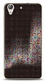 Huawei Y6 ii Black Dottes Kılıf