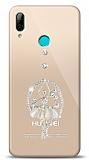Huawei Y7 2019 Balerin Taşlı Kılıf