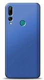 Huawei Y9 Prime 2019 / P Smart Z Lacivert Mat Silikon Kılıf