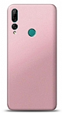 Huawei Y9 Prime 2019 / P Smart Z Rose Gold Mat Silikon Kılıf