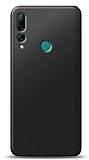 Huawei Y9 Prime 2019 / P Smart Z Siyah Mat Silikon Kılıf