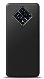 Infinix Zero 8 Siyah Mat Silikon Kılıf